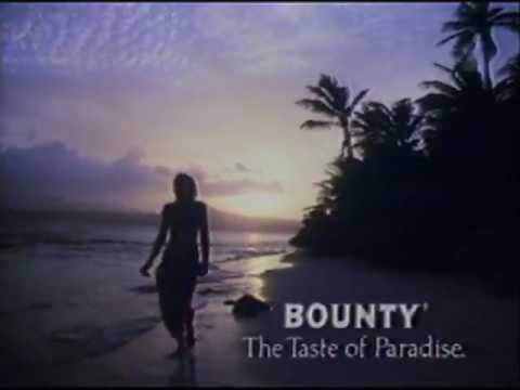 TOTALLY suggestive 1980's Bounty Commercial