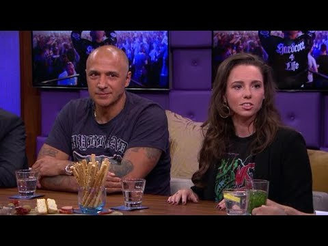 """Van hardcore word je rustig!"" - RTL LATE NIGHT"