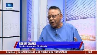 Robbert Clarke Takes Second Look At Onnoghen's Resignation |Sunday Politics|