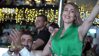 سارة الزكريا2021 حفلة عيد الاضحى جزء ثاني تركيا اسطنبول الراعي الرسمي للحفل شركة رويال Sara  Zakaria