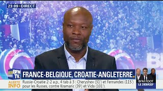 Gallas : « Je vois la France aller au bout et être championne du monde »