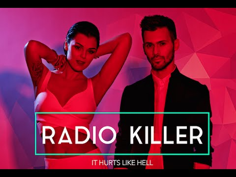 Radio Killer - It Hurts Like Hell (Official Lyric Video)