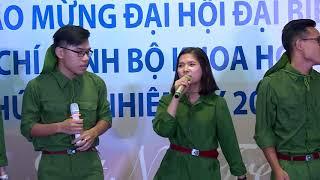 KẾT NỐI TRẺ   Tốp ca Cô gái mở đường, Cục PTTT và DNKH&CN