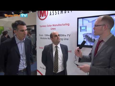 SolarPV.TV Archive: Solar Made in Africa - A discussion with Coveme and Mondragon Assembly
