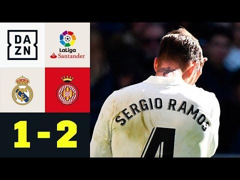 Sergio Ramos fliegt