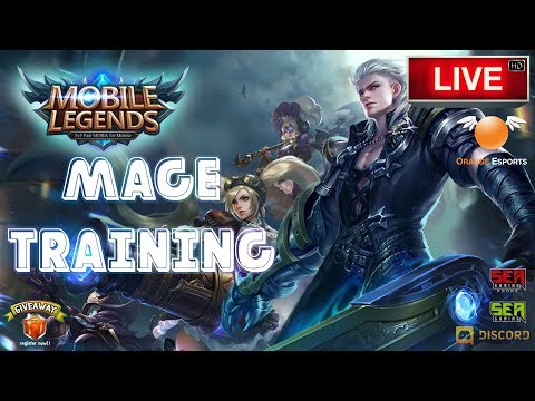 [Mobile Legends] Mage Training 🔘 LIVE | Malaysia