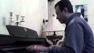 هذة ليلتى .. أم كلثوم .. موسيقى على بيانو طارق بغدادى