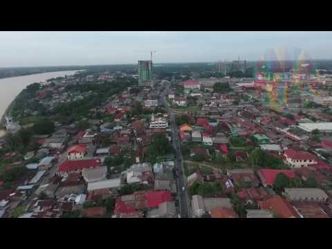 Kota Bharu, Kelantan - Superb Drone Video