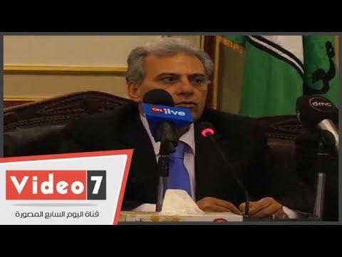 جامعة القاهرة تتكفل بعلاج العاملين بالكشف الأثرى بتونة الجبل  - 20:21-2017 / 5 / 25