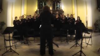 Deus in adjutorium -- Benjamin Britten - AZM Akademicki Zespół Muzyczny - chór Gliwice