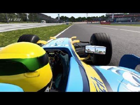F1 Renault Fernando Alonso