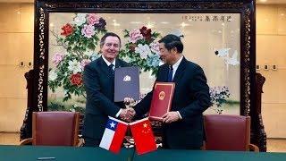 China y el futuro económico de Chile