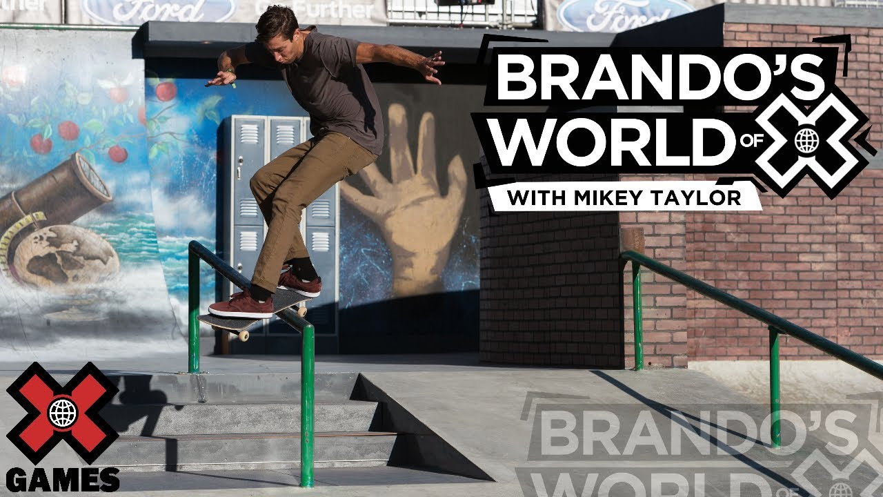 MIKEY TAYLOR: Spend Less Than You Make | X GAMES PODCAST
