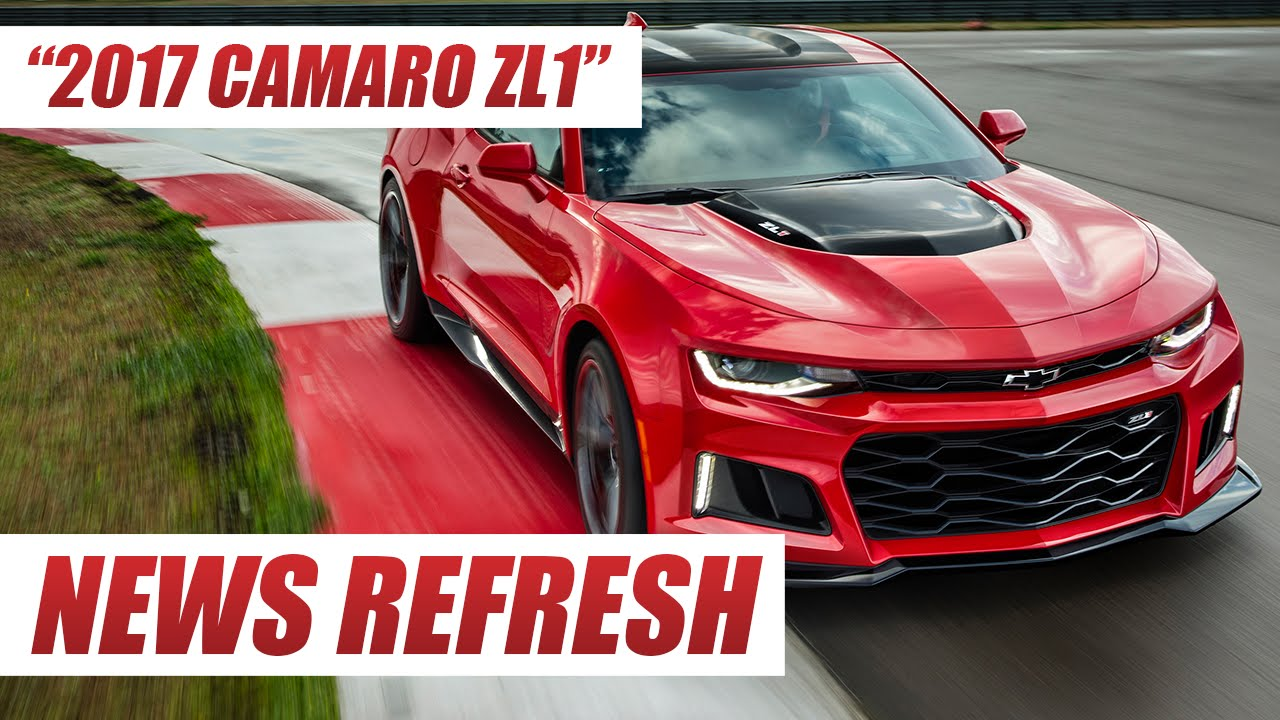 2017 Camaro Zl1 How Does It Stack Up Against The Hellcat And Gt 350 You