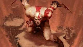 The End Begins To Rock God Of War Song