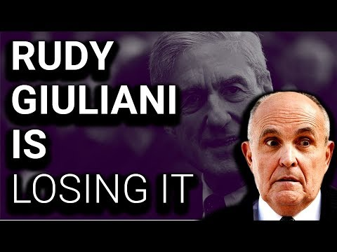 """Giuliani Unhinged: Trump Might Commit Perjury Because """"Truth is Relative"""""""