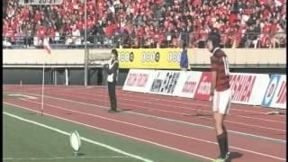 2014年全国大学ラグビー選手権決勝 帝京×早稲田 5/8.