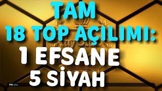 Pes 2019 Myclub Top AÇilimi | 1 Efsane Ve 5 Sİyah Geldİ!