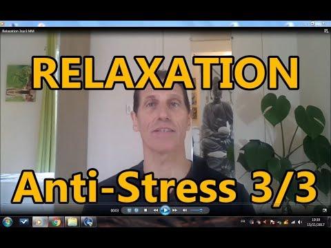 ⛈Comment ARRÊTER🚫 le STRESS efficacement ! 3/3  grâce au Yoga🙏