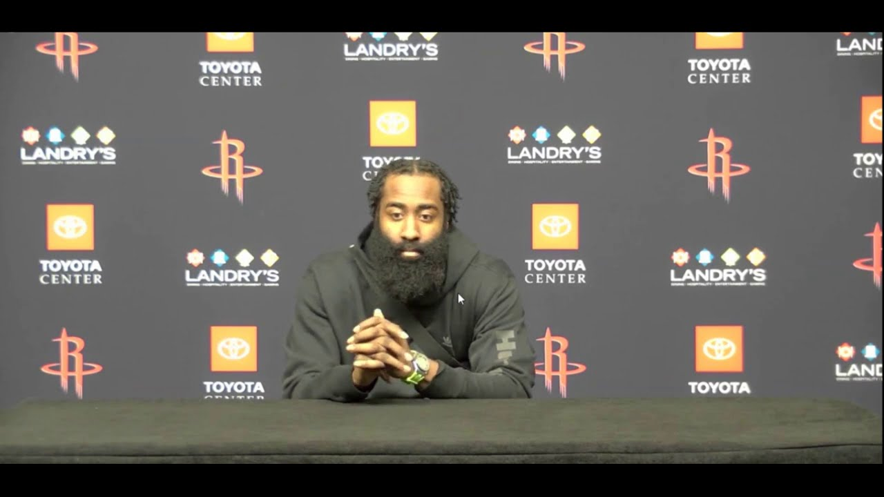 James Harden says Rockets 'can't be fixed'; Houston reportedly ...