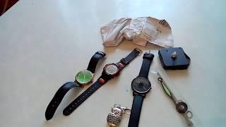 Вся правда бюджетных часов из Китая. Распаковка часов и обзор часов активного пользования.