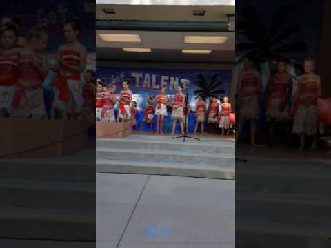 Alta Murrieta Elementary School Talent Show 2017