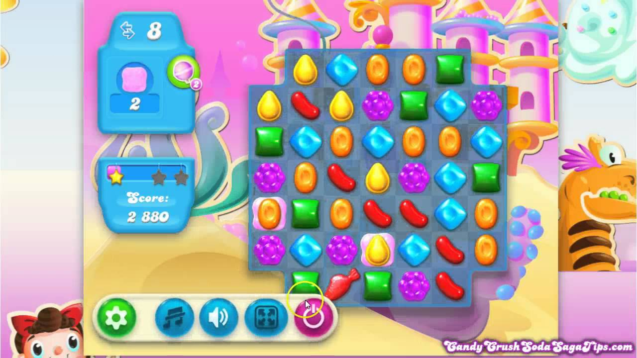 Candy Crush Bubble