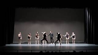 Jessica Janae Contemporary Dance Choreography