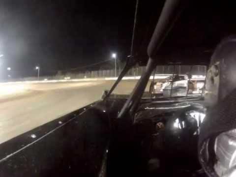Ivedent Lloyd at Screven Motor Speedway