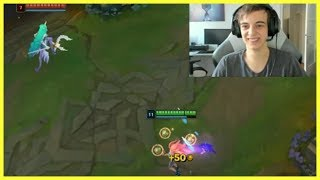 Caps Didn't Expect That Soraka Gank  - Best of LoL Streams #498