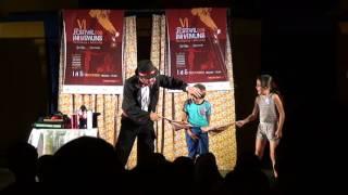 Mágico  Tilim Show Ao Vivo.