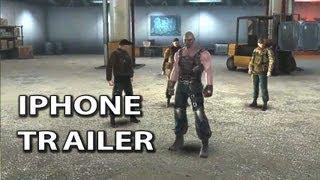 The Dark Knight Rises Iphone Game Gameplay Trailer # 2