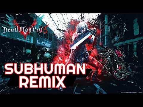 Devil May Cry 5: Cody Matthew Johnson - Subhuman Remix (Game Edit & Original Version)