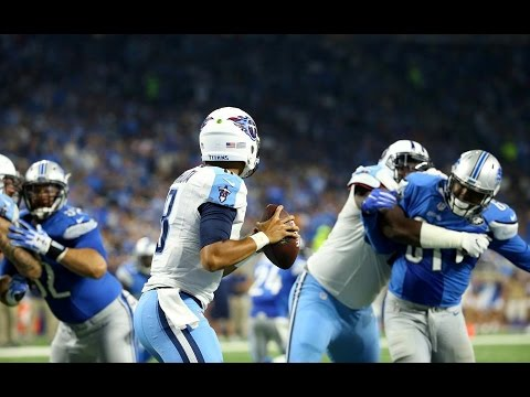Marcus Mariota 83-Yard Game Winning Drive (Week 2) | Titans vs. Lions