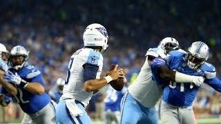 Marcus Mariota 83-Yard Game Winning Drive (Week 2) | Titans vs. Lions
