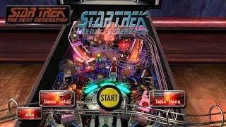 Pinball Arcade - Star Trek: The Next Generation PC Gameplay