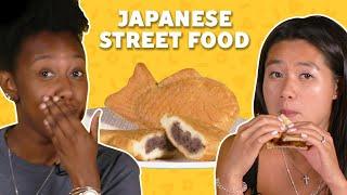 We Tried Japanese Street Food | TASTE TEST