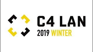 C4 LAN 2019 WINTER RECAP  #C4LAN