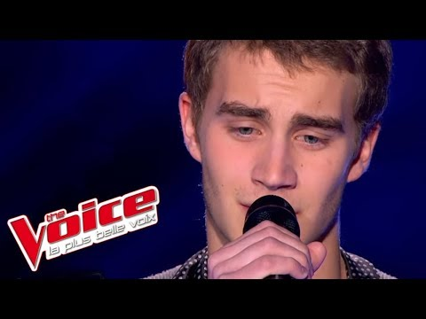AaRON – U-Turn (Lily) | Tristan | The Voice France 2013 | Blind Audition