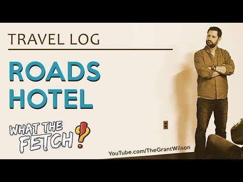 Visiting the Roads Hotel