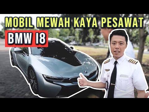 REVIEW BMW I8 - MOBIL SECANGIH PESAWAT 4 MILLIAR !! Ft. FITRA ERI