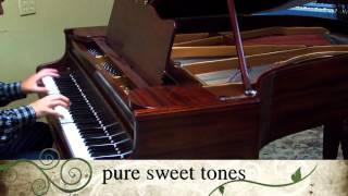 1911 Chickering baby grand for sale