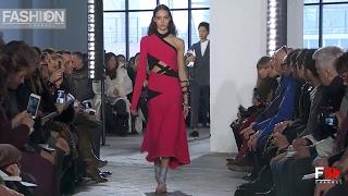 PRABAL GURUNG Fall Winter 2017-18  Full Show New York - Fashion Channel