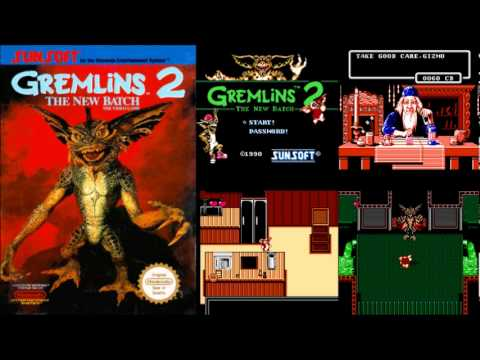 Prime VGM 161 - Gremlins 2: The New Batch - The Office (Extended)
