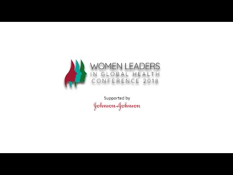 Women Leaders in Global Health Conference 2018