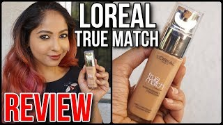 L'Oreal True Match Super Blendable Foundation Review | Stacey Castanha