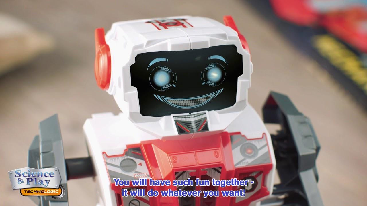 Clementoni Evolution Robot Kit You