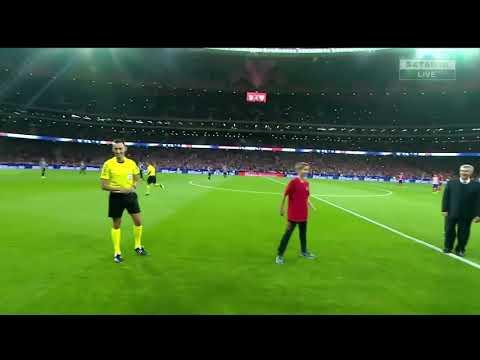 Atletico Madrid Vs Malaga 1-0   Highlights & Goals   16.9.2017 HD