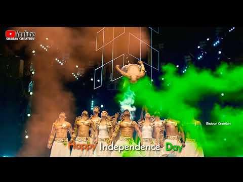 🇮🇳Kahte Hain Humko Pyaar Se India Wale 🇮🇳15 August  Independence Day Whatsapp Status 💕