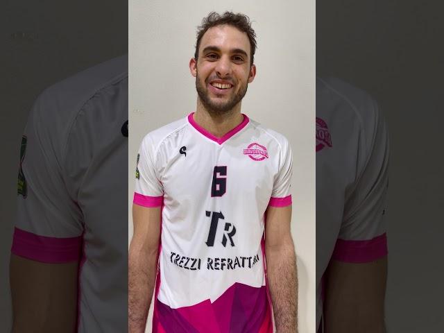 #SerieA3 Mattia Raffa dopo la #vittoria 3-0 contro Portomaggiore